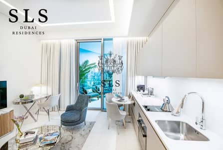 Studio for Sale in Business Bay, Dubai - SLS Branded Studio Apartment in the Heart of Business Bay with a 3 year post handover payment plan