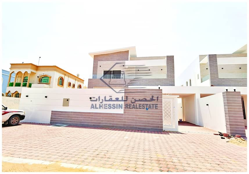 For sale, villa in Al Rawda, freehold