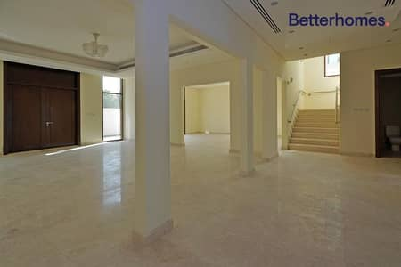 5BR With Maids & Driver | Large Plot | Vacant Soon