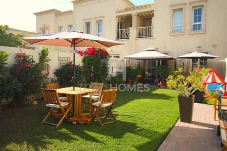 فیلا 2 غرفة نوم للايجار في الينابيع، دبي - Type 4M I Back to Back I spacious Garden