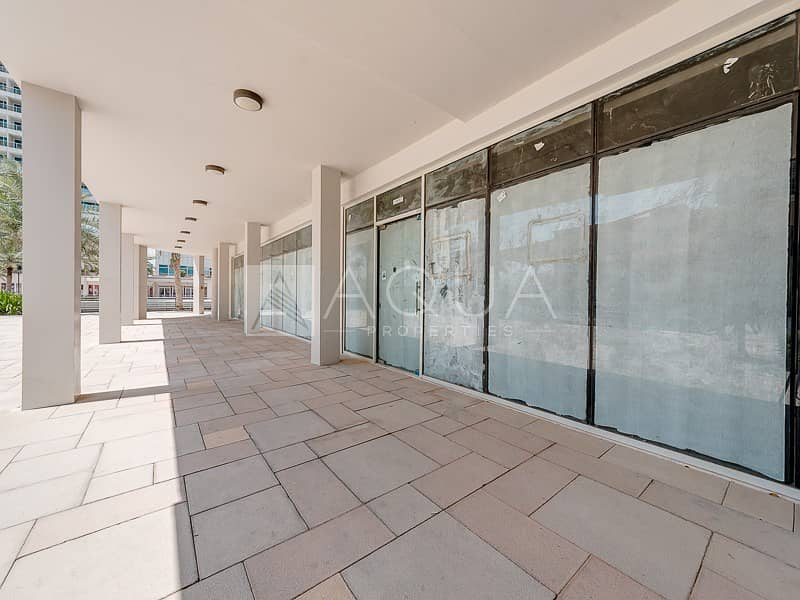 Vacant | Amazing Retail Shop | Shell and Core