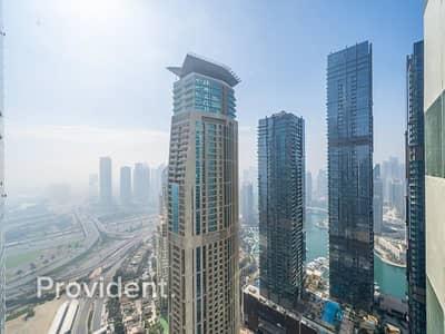 فلیٹ 2 غرفة نوم للايجار في دبي مارينا، دبي - Exclusive | Chiller Free | Well Maintained