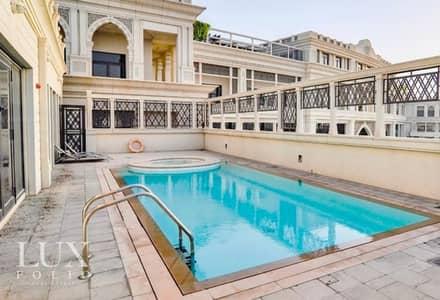 بنتهاوس 4 غرف نوم للبيع في قرية التراث، دبي - 4Beds|Private Pool|Exquisitely Designed