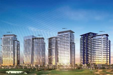 شقة 1 غرفة نوم للبيع في داماك هيلز (أكويا من داماك)، دبي - Furnished 1BR with Balcony  in Artesia A!