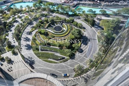 استوديو  للبيع في وسط مدينة دبي، دبي - Studio | Opera and Lake View | Fully Furnished