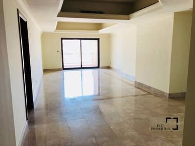 3 Bedroom Apartment for Sale in Palm Jumeirah, Dubai - 3 BR+M | Large Balcony | D Type | South Residence
