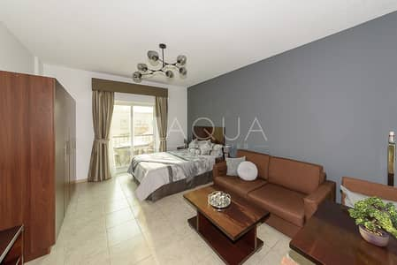 Studio for Rent in Jumeirah Village Triangle (JVT), Dubai - Pool View | Neat Unit | Well Maintained