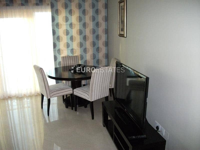 2 Prominent Studio Apt. + Furnished | Sea View
