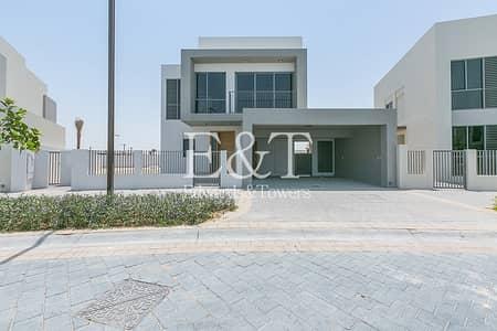 فیلا 3 غرف نوم للايجار في دبي هيلز استيت، دبي - B2B 3BR+Maid's Type E1 | Across The Park | Big Plot