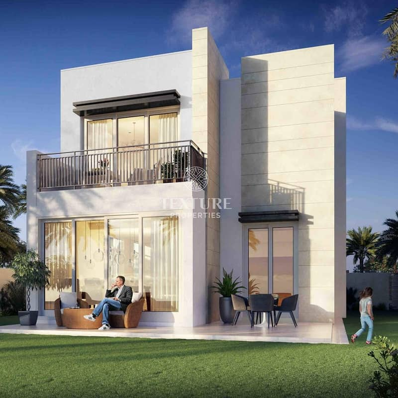 Brand New & Cheapest | 4 Bedroom Villa | Golf Links