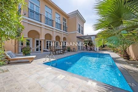 5 Bedroom Villa for Sale in The Villa, Dubai - Upgraded | 5 Bedroom | Cordoba with pool