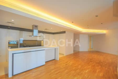 2 Bedroom Apartment for Rent in Bluewaters Island, Dubai - BEAUTIFUL / SPACIOUS / Partial Sea View / Vacant