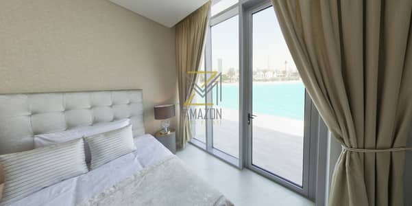 Crystal Clear Lagoon View   1 Luxury Bedroom   Brand New   Payment Plan - District One