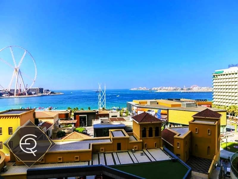 2 Full Sea View  Very Specious Size  High Floor