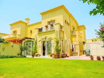 فیلا 4 غرف نوم للبيع في الينابيع، دبي - Vacant OT / Upgraded / Park View