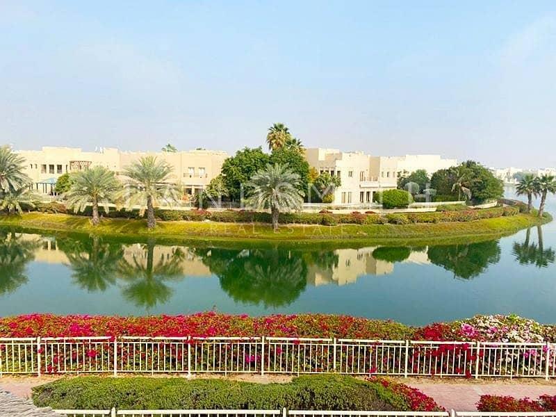 2 Stunning Lake View  6BR  plus Study Type 9 Villa