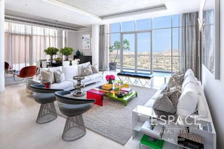 4 Bedroom Penthouse for Sale in Palm Jumeirah, Dubai - Fully Upgraded | 4BR + M | Refurbished