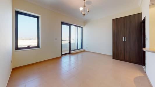 Studio for Rent in Dubai Sports City, Dubai - 50% off commission I Shared pool I Balcony