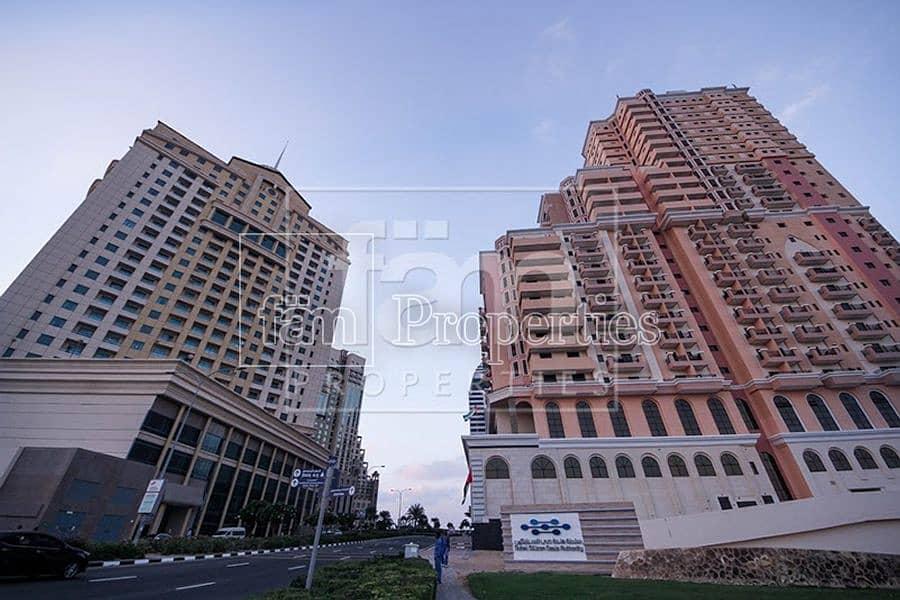Unbostructed view | Balcony | ROI machine