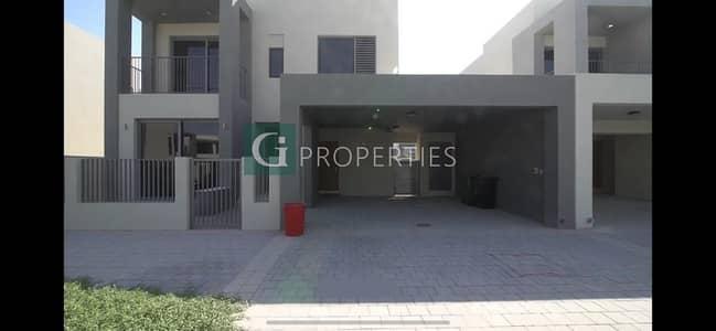 4 Bedroom Villa for Sale in Dubai Hills Estate, Dubai - SINGLE ROW| TYPE 3| LARGE PLOT| ROAD VIEW