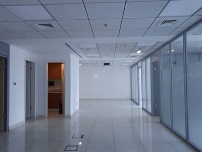 Office for Rent in Jumeirah Lake Towers (JLT), Dubai - Ready office | 4 Partitions | Near Metro