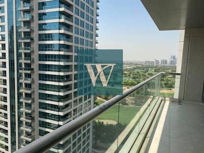 فلیٹ 1 غرفة نوم للبيع في ذا فيوز، دبي - HIGH FLOOR | GREAT LAKE VIEW & GOLF COURSE | BALCONY