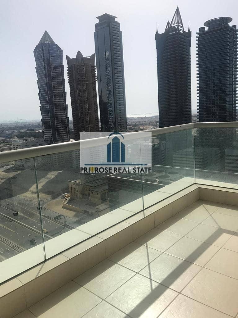 2 Big area Apartment |  Road View | Spacious  Balcony
