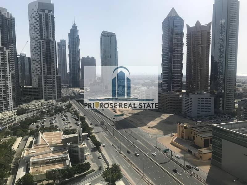 10 Big area Apartment |  Road View | Spacious  Balcony