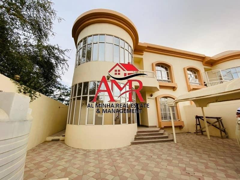 3 Br Semi Detached Villa With Balcony & Private Yard