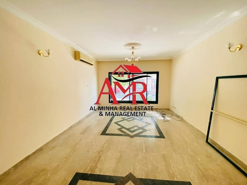 2 Spacious 4 Br With Built In Wardrobes & Balcony