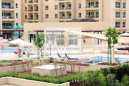 فلیٹ 1 غرفة نوم للايجار في الروضة، دبي - GREENS 1 BED ROOM + STUDY  WELL MAINTINED  VACANT