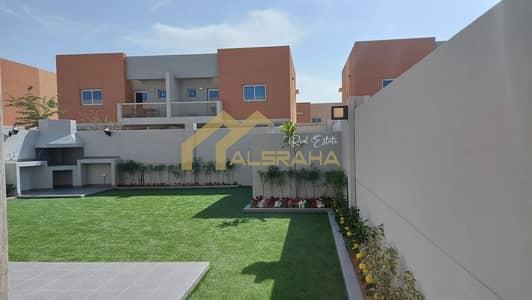 فیلا 4 غرف نوم للايجار في السمحة، أبوظبي - Brand New - Spacious 3 BR - Maid room - Private garden with BBQ - Amazing Offer !