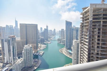 3 Bedroom Flat for Rent in Dubai Marina, Dubai - Marina View | 13 Month Contract | Bright Rooms