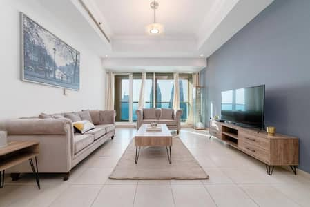 2 Bedroom Flat for Sale in Business Bay, Dubai - 2BR, Churchill Tower, Full Canal and Sea view
