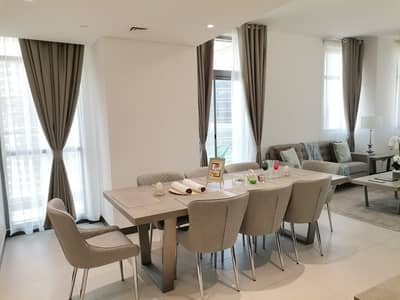 Luxurious lifestyle! Brand New Furnished 3BR with Parking