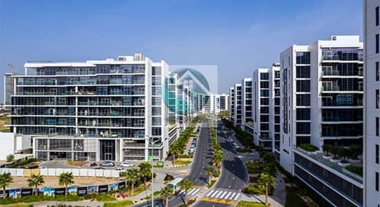 1 Bedroom Apartment for Sale in DAMAC Hills (Akoya by DAMAC), Dubai - Rented 1 Bed | High Floor | Loreto | Damac Hills