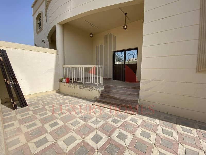 24 State of the Art Private Entrance with Yard