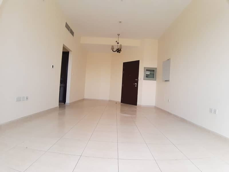 Specious 2 Bedroom Hall(Both Rooms Master) + Close Kitchen +Big Balcony Only in 41k by 4 Cheaques