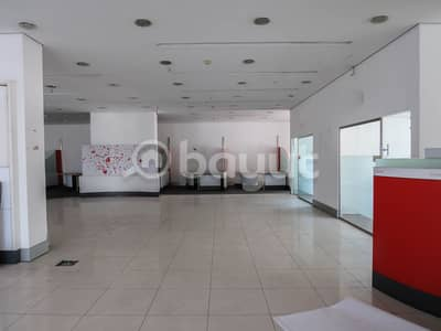 Shop for Rent in Deira, Dubai - Shops for rent in a prime location on the airport road