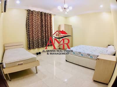 2 Bedroom Apartment for Rent in Al Sidrah, Al Ain - Furnished 2 Bedrooms Including Water