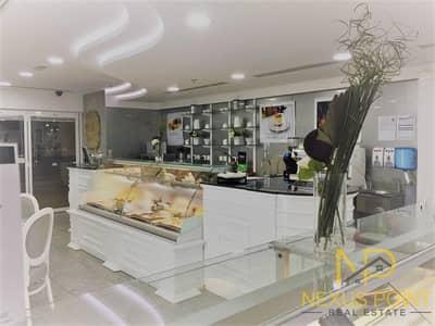محل تجاري  للبيع في أبراج بحيرات الجميرا، دبي - Running Restaurant | High ROI | European Equipment