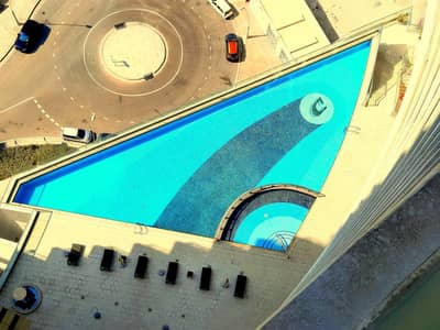 HOT OFFER !!! 01 BEDROOM APARTMENT WITH SPECIOUS BALCONY IN OCEAN SCAPE AL REEM.