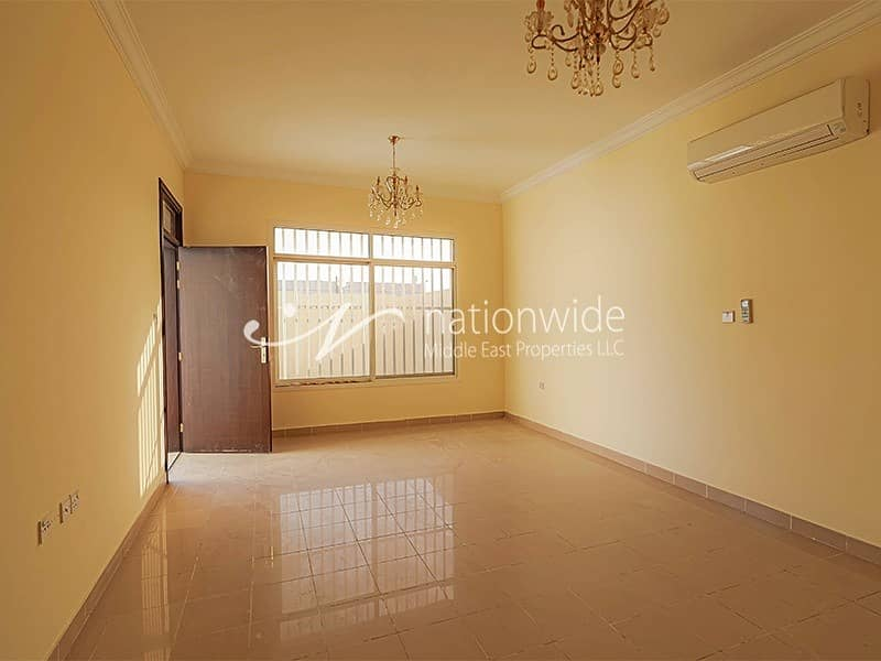 15 A Clean and Private Villa Perfect For The Family