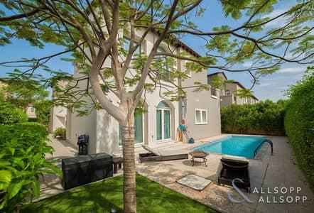 فیلا 5 غرف نوم للبيع في عقارات جميرا للجولف، دبي - Sonoma Type | Best Deal in Sienna Lakes