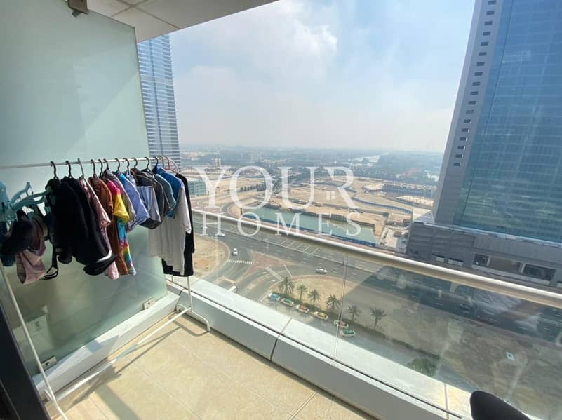 SO | Exclusive Fully Furnished Studio With Balcony For sale