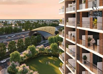 Studio for Sale in Downtown Jebel Ali, Dubai - Owns 1 Bedroom On Sheikh Zayed Road | Best Price In Dubai |Downtown Jebel Ali | Furnished | Next To Metro