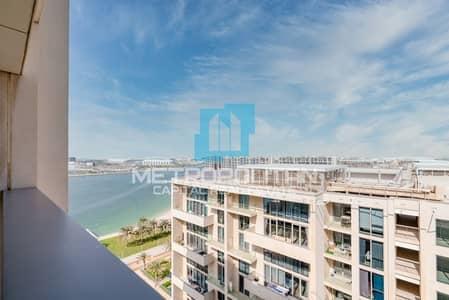 تاون هاوس 3 غرف نوم للايجار في شاطئ الراحة، أبوظبي - No Commission| Multiple Payments | Full Sea View