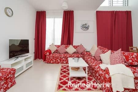 تاون هاوس 3 غرف نوم للايجار في دبي الجنوب، دبي - Stylish 3Bed | Spacious & Bright | Furnished