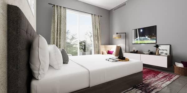 2 Bedroom Townhouse for Sale in Muwaileh, Sharjah - One Floor | 2BR Garden Home | Al Zahia