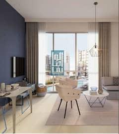 شقة في شقق أونا تاون سكوير 1 غرف 555888 درهم - 5002375